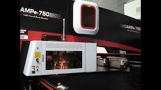 AMPe-750 + AMLS-12525 (автоматизация производства)