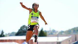 Albi 2020 : Jeanine Assani-Issouf avec 13,59 m au triple saut