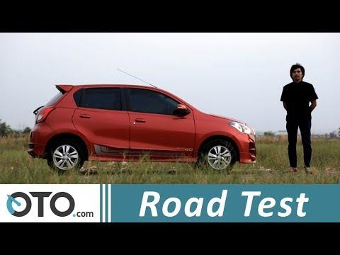 Datsun Go CVT 2018 | Road Test | Layak Naik Kelas? | OTO.com