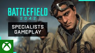 Xbox  Battlefield 2042 Gameplay | First Look At New Specialists anuncio