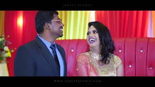 Dr. Kathir & Dr. Deena - Cinematic Reception Highlight by Jobest