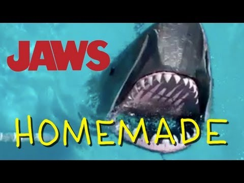 Jaws - You're Gonna Need A Bigger Boat - Homemade