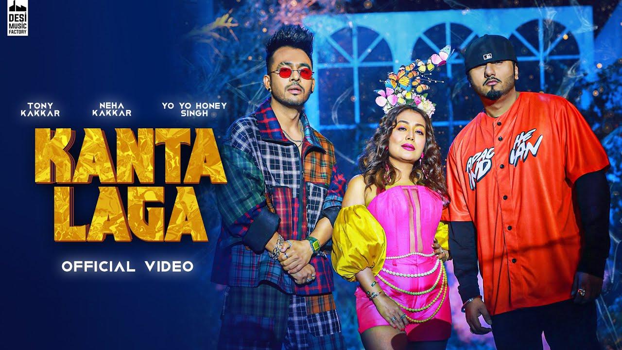 KANTA LAGA - Tony Kakkar, Yo Yo Honey Singh, Neha Kakkar   Anshul Garg   Latest Hindi Song 2021