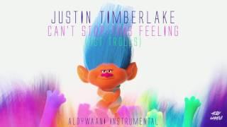 Justin Timberlake - Can't Stop This Feeling (OST Trolls) (Aldy Waani Instrumental Remake)