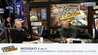 Boomer and Carton: Rangers at Maple Leafs review