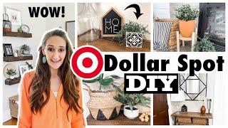 Target Dollar Spot DIYs   WOW!! PROJECTS 2021!!   DIY Home Decor