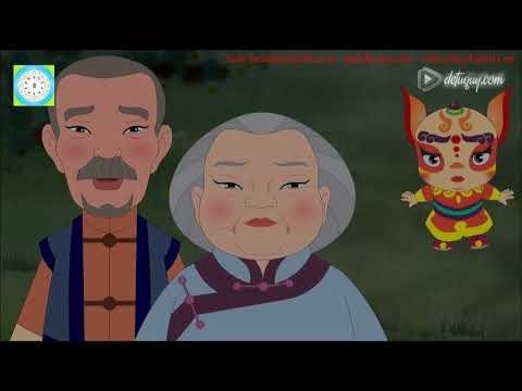 Tập 118/120, Phim Hoạt hình Đệ Tử Quy, Sự Đảm Đang Của Hiếu Hiếu, Phim Hoạt hình Phật Giáo