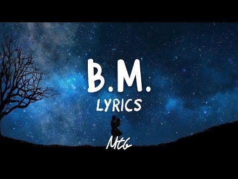 Kris Wu - B.M. (Lyrics)