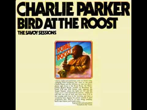10 - Charlie Parker - Half Nelson