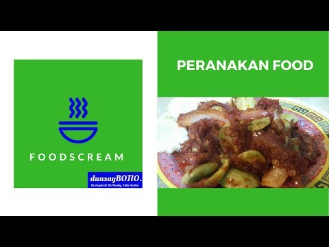 Melaka Nyonya Food best food blog Malaysia food guide list Food Adventure hunt in Melaka Malaysia