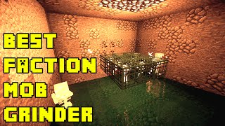 Minecraft: Best Faction Mob Grinder Tutorial on FanaticCraft.com
