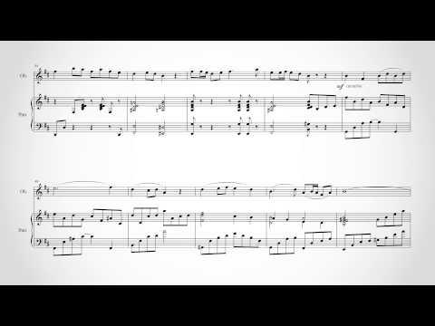 Wiwi Kuan: Taiwanese Folk Song Medley (Piano & MIDI Oboe)