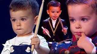CUTEST 2 Y.O WINS SPAIN'S GOT TALENT 2019   Got Talent Global