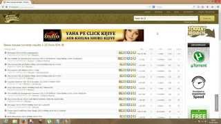 how to download  torrents from utorrents ( films ,games, tv shows etc..)