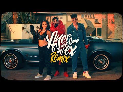 Ayer Me Llamó Mi Ex (Remix)