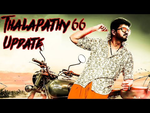 Breaking - Thalapathy 66 Update | Vijay | #Nettv4u..