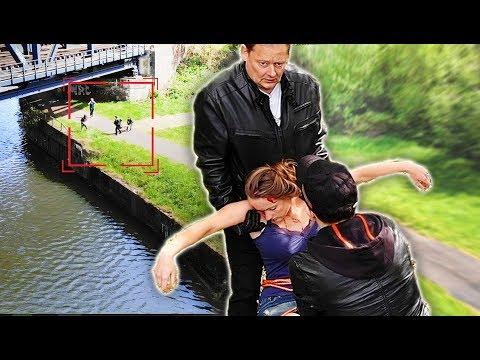 Exp Sociale #61: JETER UN CORPS DANS UN CANAL