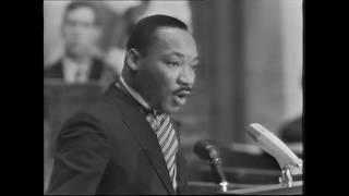 Martin Luther King Jr. Nobel Prize Acceptance Speech - Excerpt