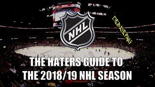 The Haters Guide to the 2018/19 NHL Season: Debriefing