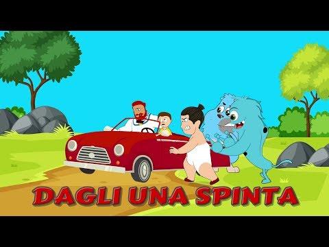 Dagli Una Spinta Canzoni Per Bambini E Bimbi Piccoli