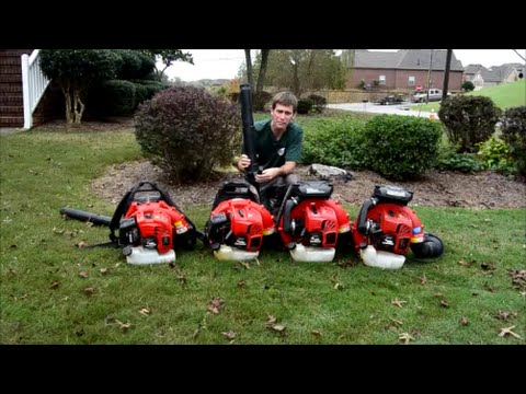 Redmax Backpack Blower Review- The best blowers in lawn care