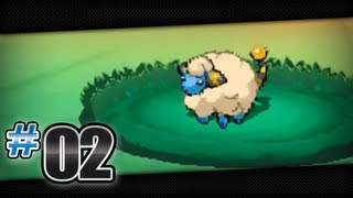 Mareep  - (Pokémon) - ~Pokemon Black 2 and White 2 - Pokemon Black 2: Part 2 - Catching Mareep!
