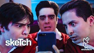 Cuando responder un mensaje es un verdadero dilema ¡likea! https://www.facebook.com/enchufetv ¡stalkea! https://www.instagram.com/enchufetv/  Un video nuevo cada semana.  © enchufe.tv - Todos los derechos reservados por Touché Films 2020.