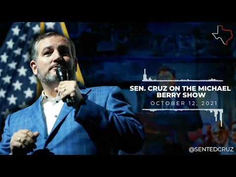 Sen. Cruz Slams Biden Admin. on The Michael Berry Show: 'They Don't Care' About Border Crisis