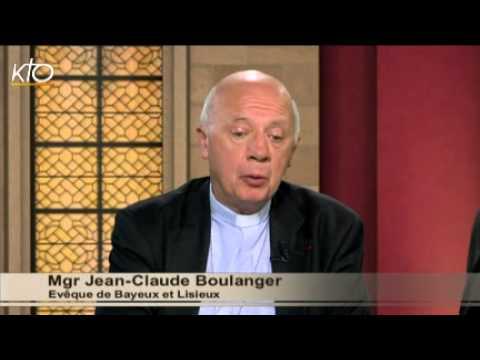 Mgr Jean-Claude Boulanger - Diocèse de Bayeux et Lisieux