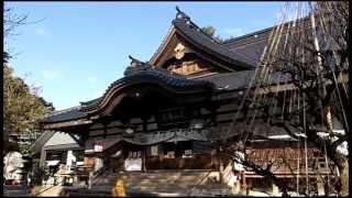 石川県のパワースポットイヤシロチ金沢尾山神社