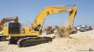 Mass-X,Excavator style. PC800LC,850D LC,375