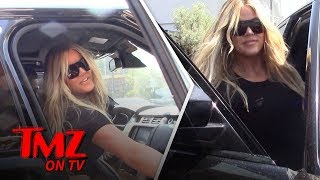 Khloe Kardashian Gives An Update On Baby True | TMZ TV