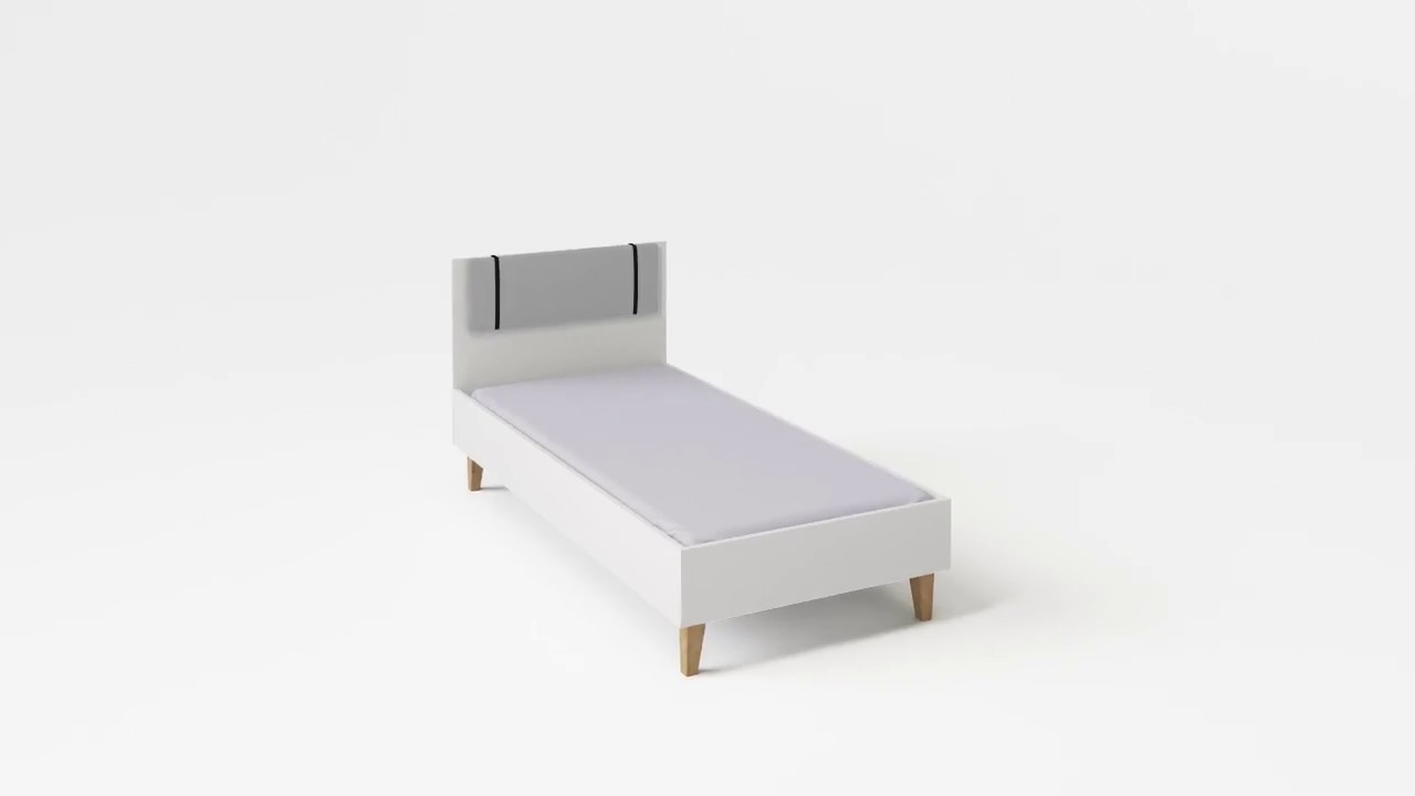 Concept Kids Single Bed