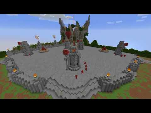 League of Legends - 1 12 2 - Summoner's Rift Minecraft Project