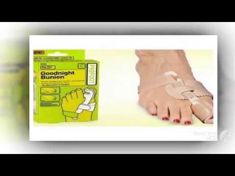 Как избавиться от шишек на пальце