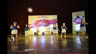 Kids Fusion Mix Dance Performance | Hindi + English Remix Songs | Step2Step Dance Studio | Mohali