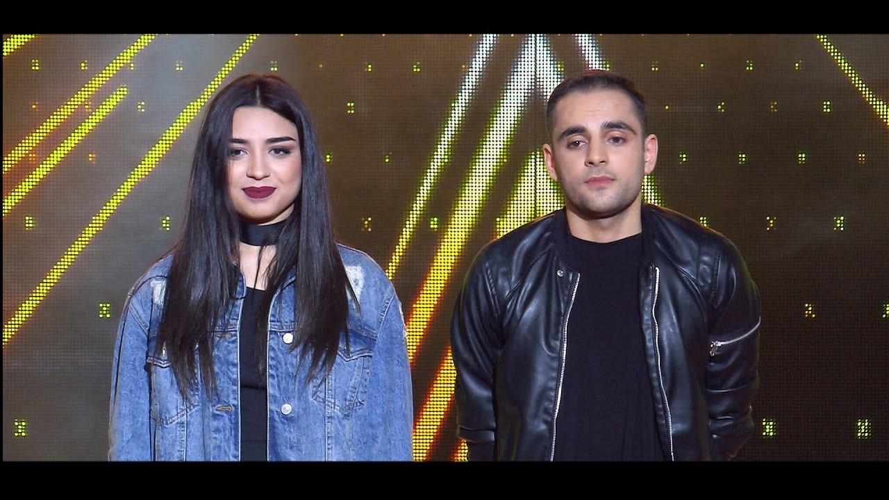 X-Factor4 Armenia-Gala Show 6-Emanuel&Mariam/Zara Larsson-Never forget you-26.03.2017