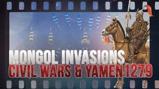 Mongols: Civil Wars and Conquest of China - Battle of Yamen 1279 DOCUMENTARY