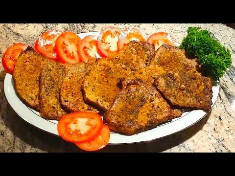 Oven Roasted Beef Eye Round Steak | Juicy | Tender | Moist Beef Recipe