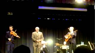 Paul Williams singing Amazing Grace at Dailey & Vincent concert