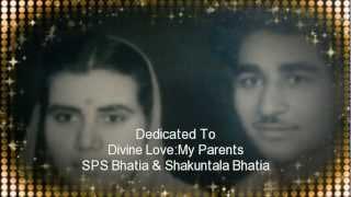Tum Apna Ranj-O-Gham Apni Pareshani Mujhe De   - YouTube