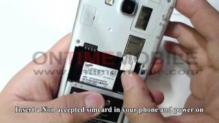 How to unlock and how to check IMEi on samsung Galaxy Grand Prime G530AZ cricket