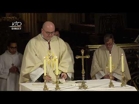 Messe du 27 novembre 2020 à Saint-Germain l'Auxerrois