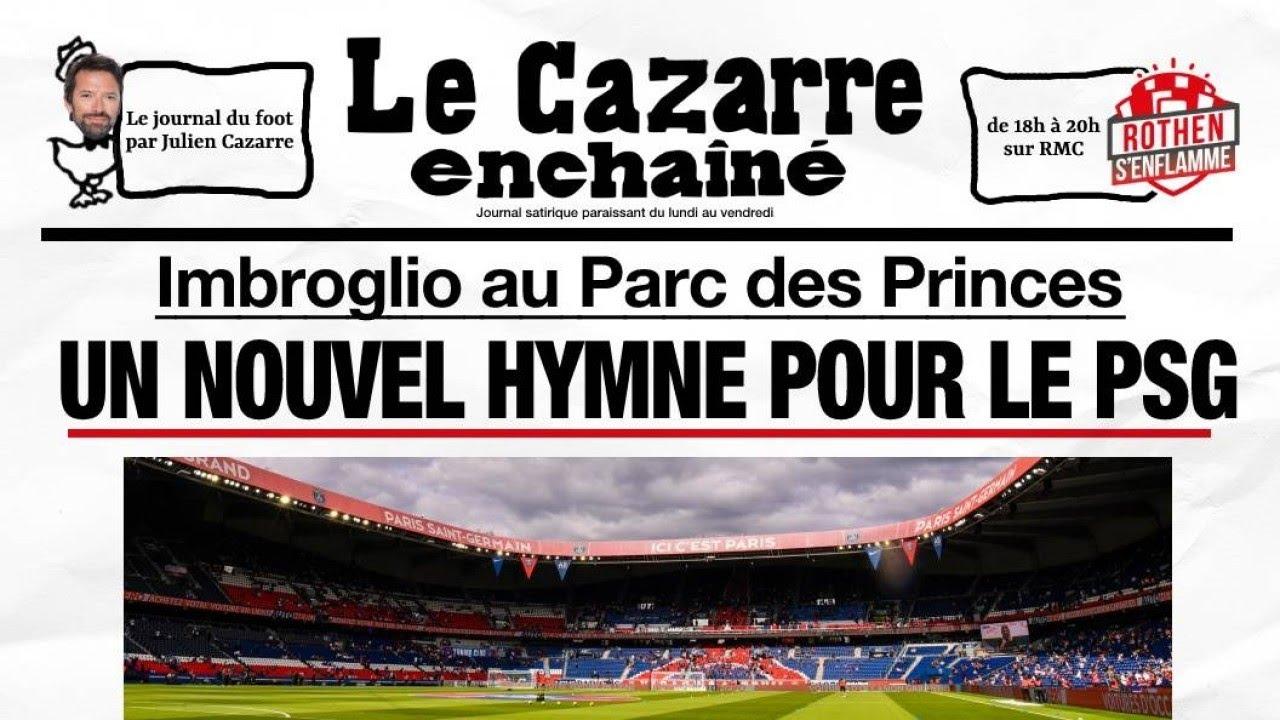 """""""Rothen s'enflamme"""" : Le Cazarre enchaîné du 17 septembre 2021"""