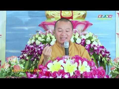 Kỹ năng thai giáo (18/08/2013)