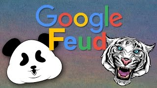 Dear Google, I Think My Dad is Gay - GOOGLE FEUD FUNNY MOMENTS with Wildcat