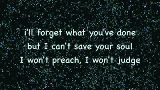 Celine Dion -  Save Your Soul (Lyrics)
