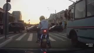 Лучшие авто приколы 2019, Улётное видео