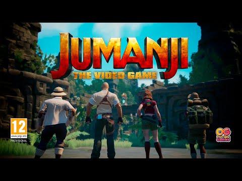 JUMANJI: The Video Game | Teaser Trailer thumbnail