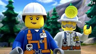 Шахтёры - Золотодобытчики - LEGO City